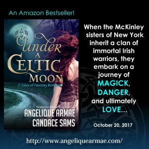 angelique armae's under a celtic moon