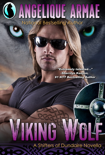 angelique armae's viking wolf