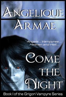 angelique armae's come the night