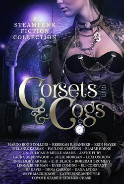 angelique armae's corsets and cogs