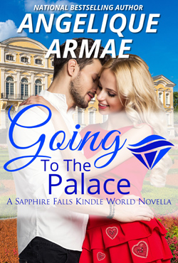 angelique armae's going to the palace