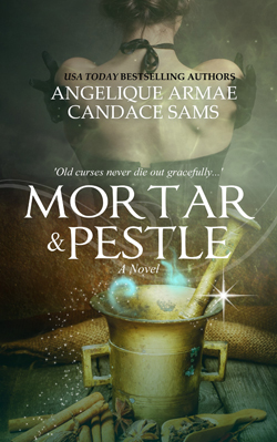 angelique armae's mortar and pestle