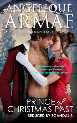 angelique armae's prince of christmas past