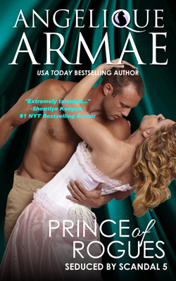 angelique armae's prince of rogues, seduced by scandal 2