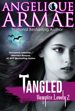 angelique armae's Tangled, Vampire Lovely 1