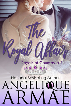 angelique armae's the royal affair