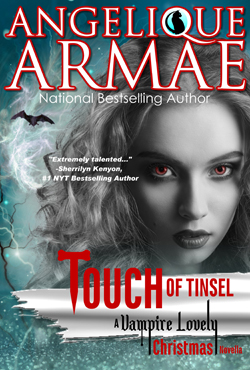 angelique armae's Touch of Tinsel, Vampire Lovely Christmas Novella