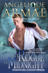 angelique armae's a rogue at midnight