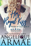 angelique armae's her royal kiss