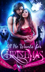 angelique armae's all he wants for christmas