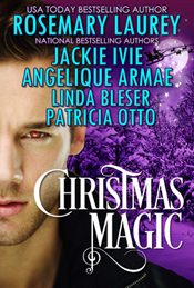 angelique armae's Christmas Wolf