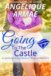 angelique armae's going to the castle
