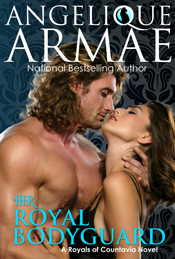 angelique armae's her royal bodyguard