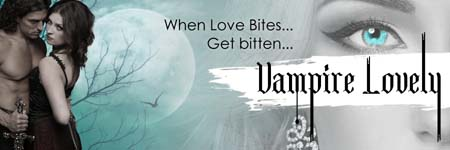 angelique armae's vampire lovely series