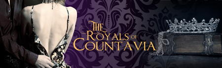 angelique armae's the royals of countavia series